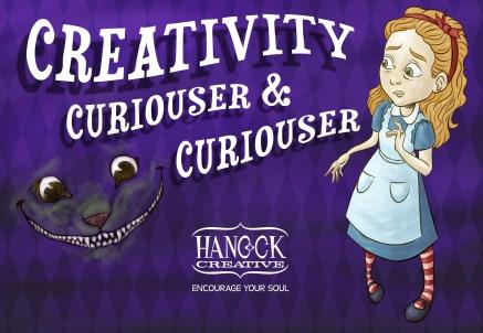 Curioser & Curiouser