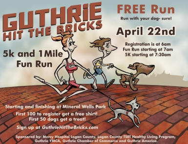 Guthrie Hit the Bricks