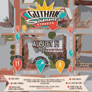 Guthrie Summer Streets for SOCIAL MEDIA