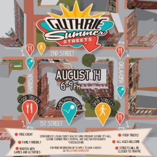 Guthrie Summer Streets for SOCIAL MEDIA