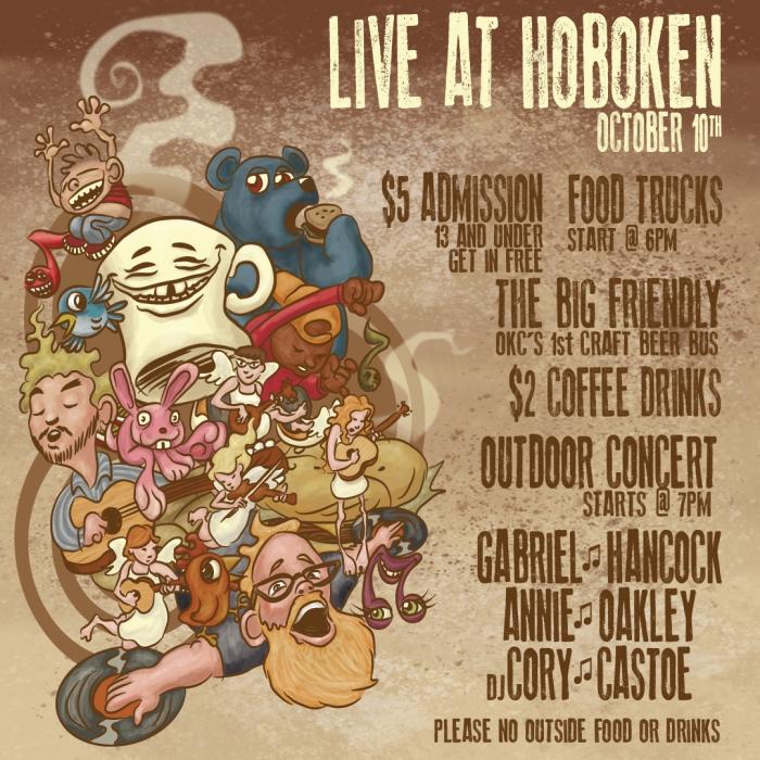 Live at Hoboken INSTAGRAM copy