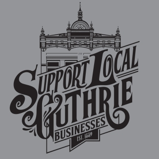 Support Local Guthrie Businesses