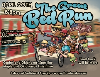 The Great Bed Run