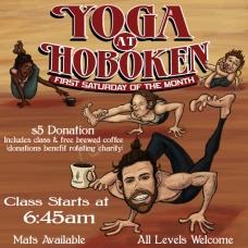 Yoga at Hoboken INSTAGRAM